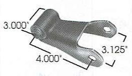330-148A GM SHACKLE